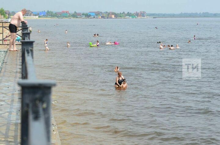 Пляжи «Большое Лебяжье» и«Нижнее заречье» непрошли проверку Роспотребнадзора