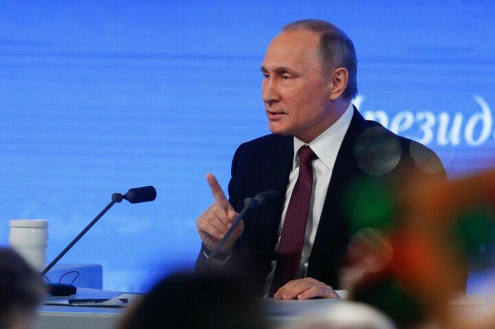 Путин рассказал, что привился препаратом «Спутник V»