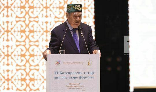 Шаймиев заявил о завершении «поворотных лет» от атеизма к духовному возрождению