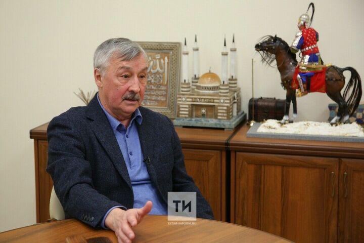 Рафаэль Хакимов: «Татары появились давно, причем с тем же именем, что носят сегодня»