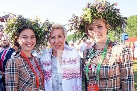 Ольга Павлова на Питрау: Важно сохранять культурный код и традиции народов Татарстана