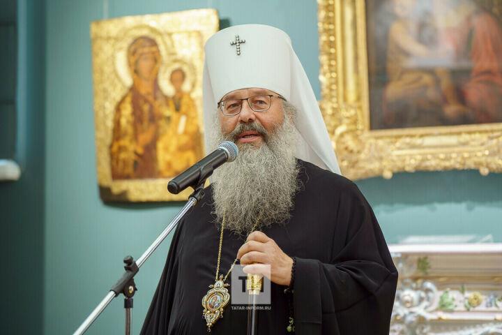 Митрополит Кирилл: «Воссозданный Казанский собор – это памятник любви к своей истории»
