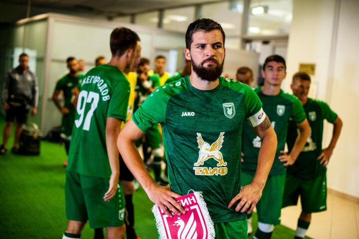 «Рубин» заявил 26 футболистов для участия в матчах РПЛ нового сезона