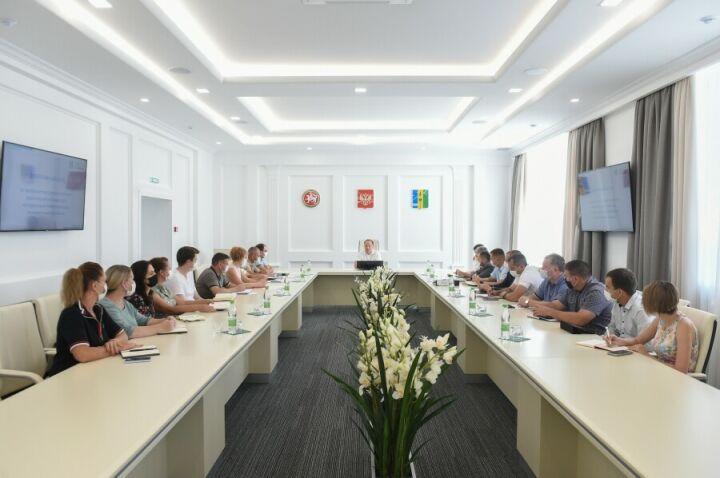 Айдар Метшин: Коллективный иммунитет к Covid-19 в Нижнекамском районе достиг 54%
