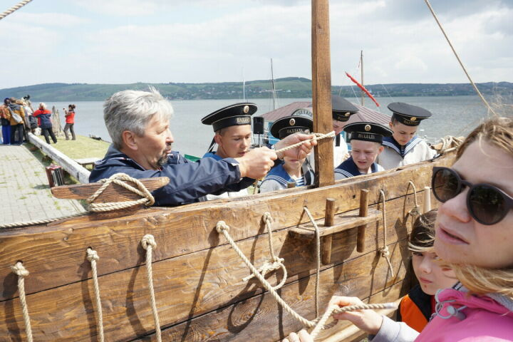 Участниками фестиваля «Народная лодка» в Свияжске станут судостроители Балтийского моря
