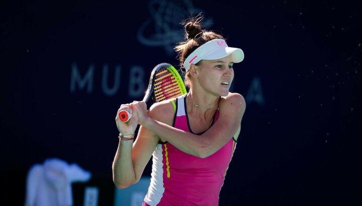 Определились соперницы Кудерметовой в первых матчах теннисного турнира на Олимпиаде