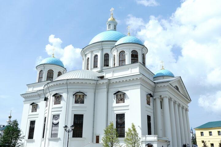 АО «Транснефть – Прикамье» помогло в воссоздании собора Казанской иконы Божией Матери