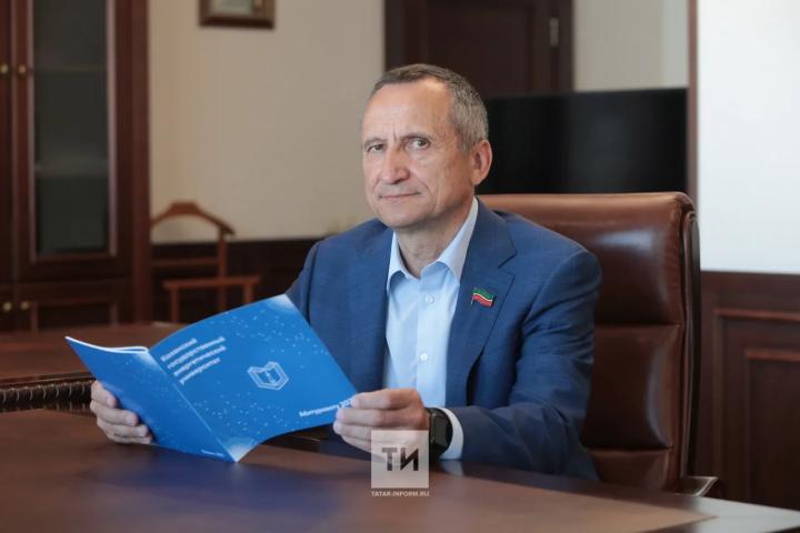 Ректор КГЭУ Эдвард Абдуллазянов: «Мы планируем набрать талантливых и сильных ребят»