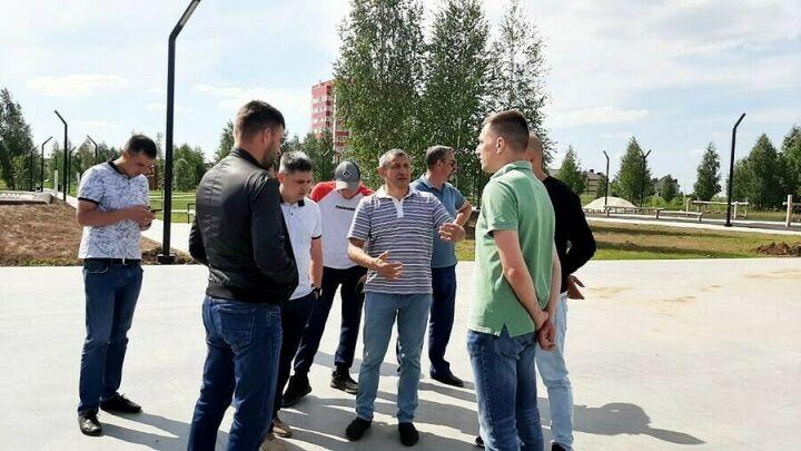 Общая сумма финансирования экстрим-парка в Лаишеве составит 116 млн рублей
