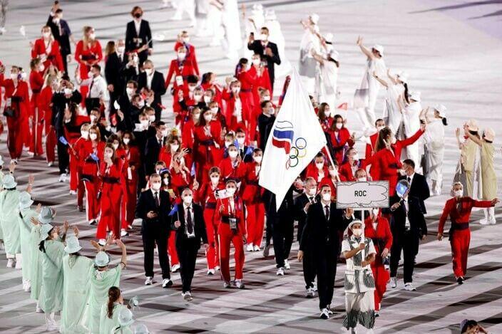 Волейболист казанского «Зенита» стал знаменосцем сборной России на открытии Олимпиады