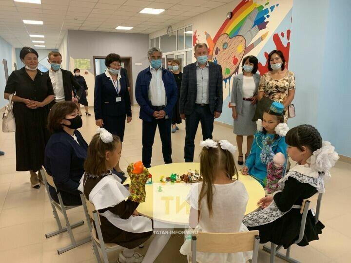 В Алексеевском подняли вопросы сохранения родных языков на базе национальных школ района