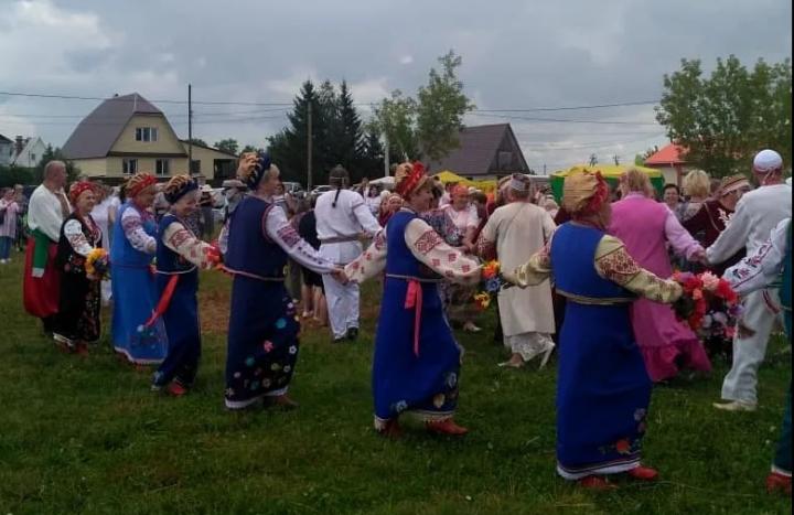 В селе Новая Анзирка Елабужского района РТ состоится II фестиваль иван-чая