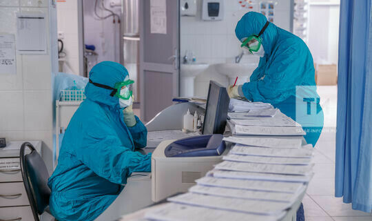 За сутки коронавирусом заразились 56 татарстанцев, выздоровели 59