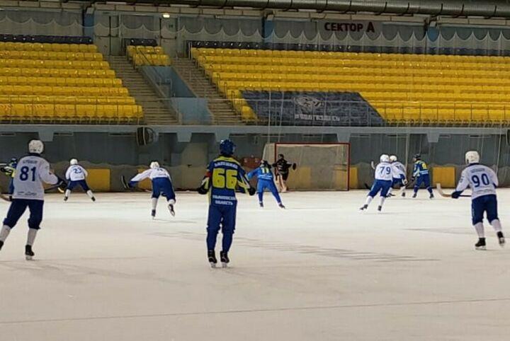 Хоккейный клуб «Ак Барс-Динамо» выиграл первый матч в межсезонье