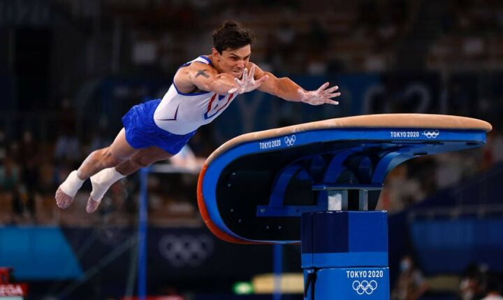 Россия занимает 4-е место по количеству золотых медалей на Играх в Токио