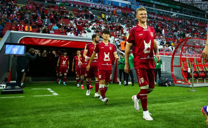 «Рубин» занимает 6-е место после стартового тура чемпионата РПЛ