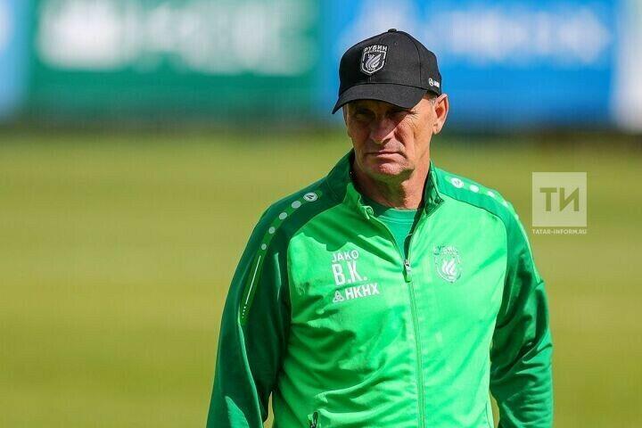 Экс-тренер «Рубина» вошел в новый тренерский штаб сборной России по футболу