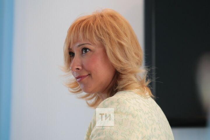 Эльмира Зарипова: «В Татарстане более 10 тыс. человек были выведены из бедности»