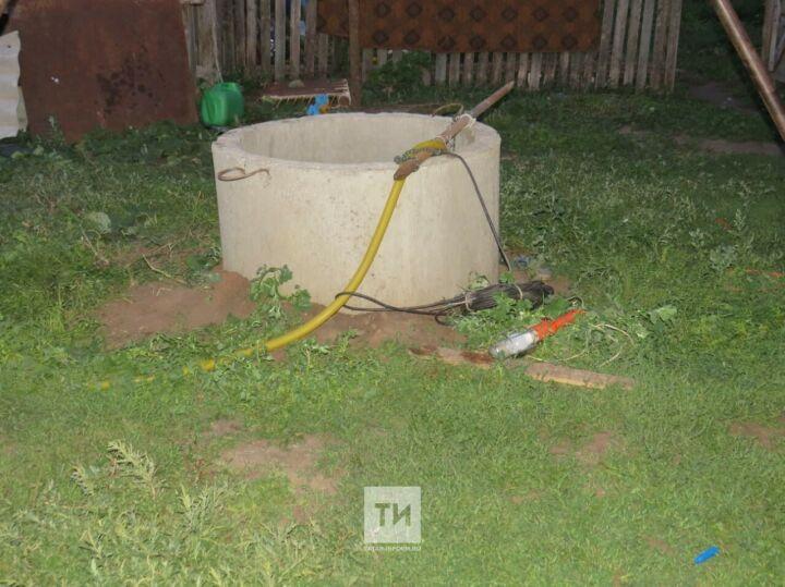 Татарстанец из ревности убил жену, сбросил тело в колодец и свел счеты с жизнью