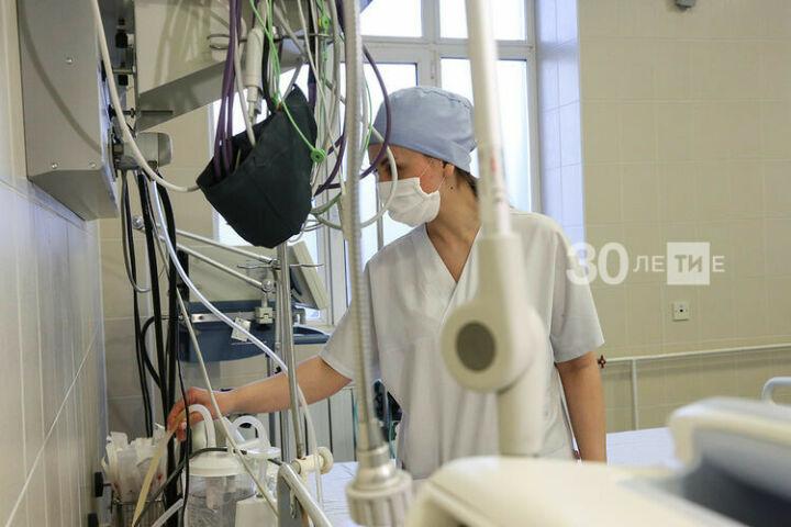 Количество смертей от коронавируса в Татарстане достигло 602