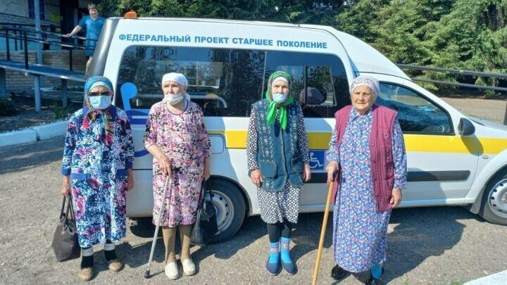 За полгода медицинское обследование прошли 780 жителей Новошешминского района