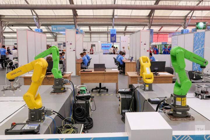 Служение машин: Татарстан станет полигоном для популяризации производственных роботов