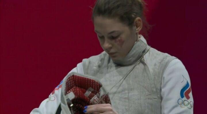 Казанская фехтовальщица вышла в финал командного турнира на Олимпиаде в Токио