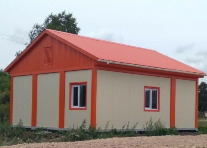 Более 400 сельчан в Мамадышском районе РТ начнут получать медпомощь в новом ФАПе