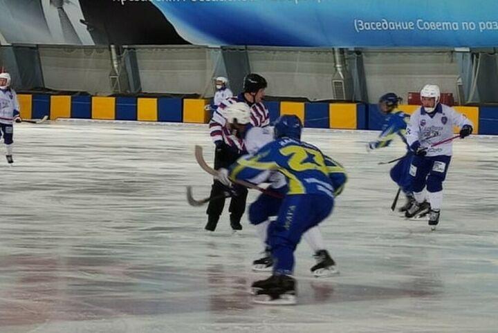 Хоккейный клуб «Ак Барс-Динамо» завершил сбор в Ульяновске