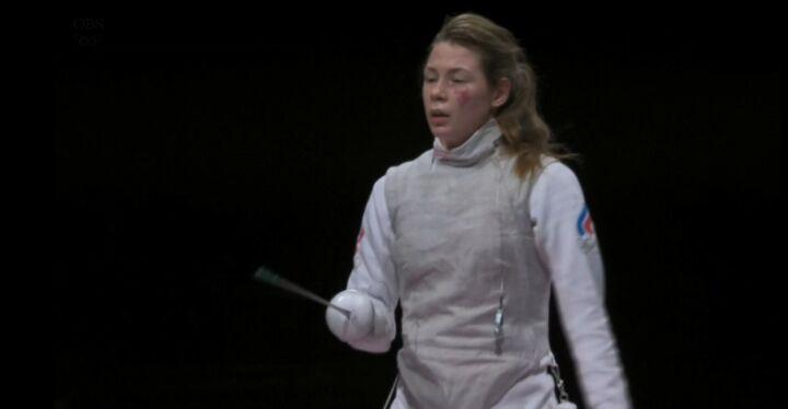Марта Мартьянова из Казани стала олимпийской чемпионкой в фехтовании на рапире
