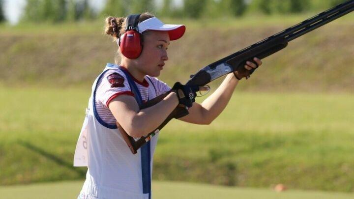 Спортсменка из Казани не попала в финал соревнований по стендовой стрельбе на ОИ в Токио