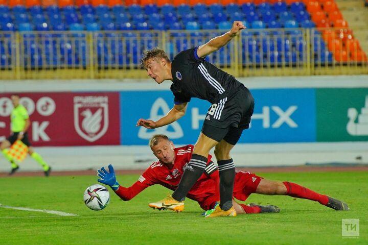«Копенгаген» разгромил белорусское «Торпедо-БЕЛАЗ» на Центральном стадионе в Казани