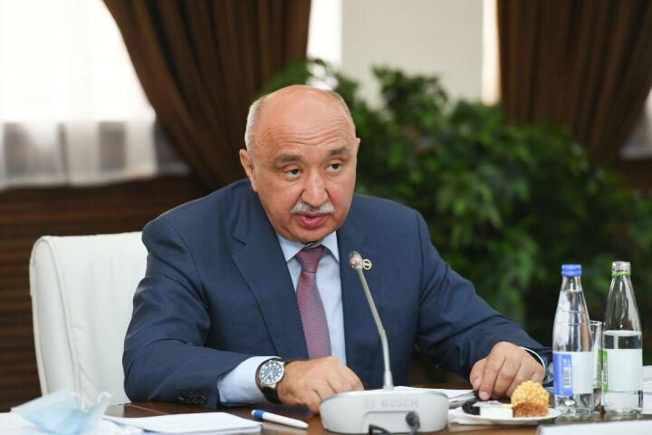 Ильшат Гафуров: Новая программа развития КФУ поможет трансформации экономики Татарстана