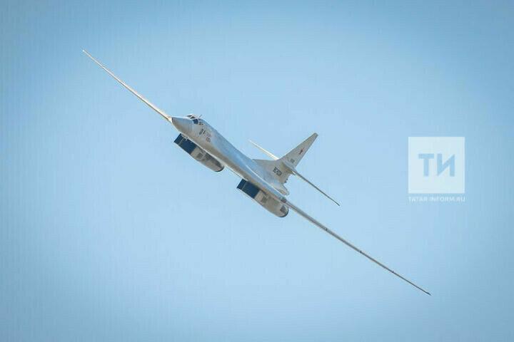 В Казани завершается глубокая модернизация второго по счету Ту-160М