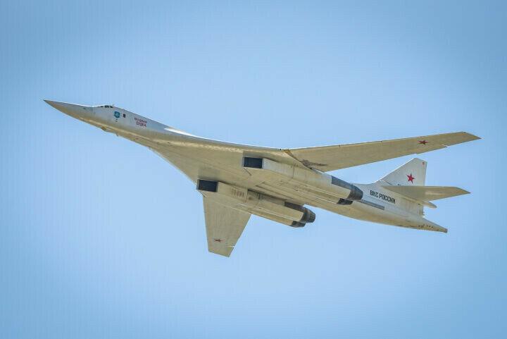 Казанский авиазавод собирает с нуля новый Ту-160М