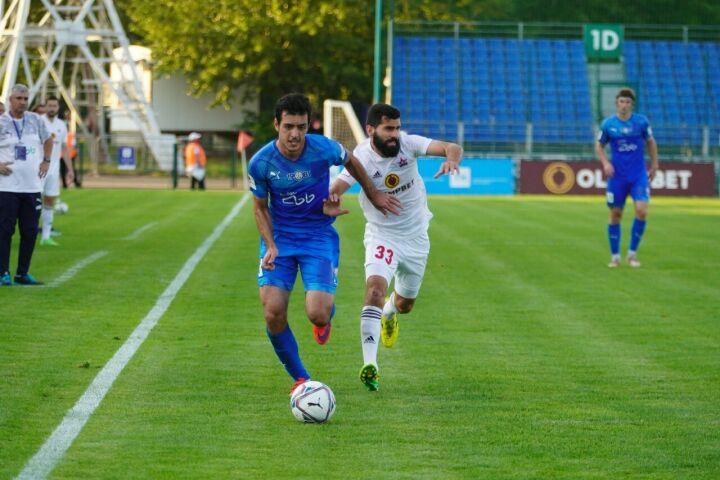 ФК «КАМАЗ» проиграл дома «СКА-Хабаровску» и опустился на 10-е место в ФНЛ