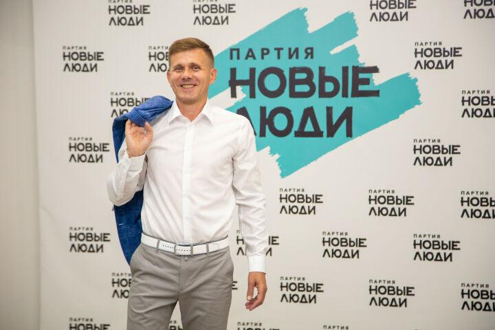 Профсоюзный лидер Александр Быков: «Намерен отстаивать интересы земляков в парламенте»