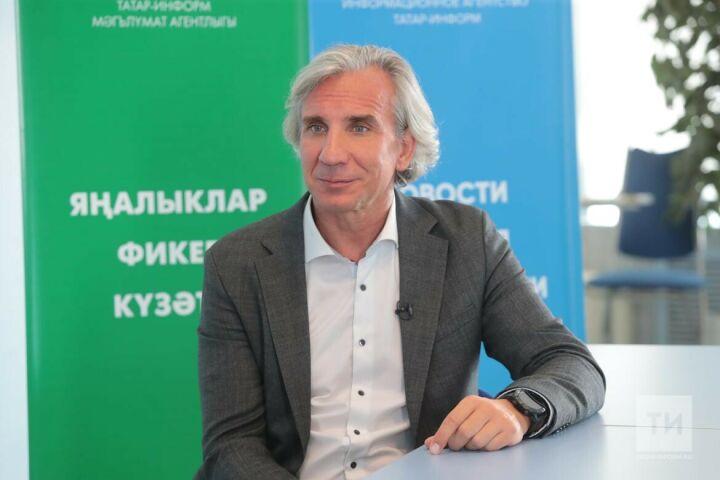 Зиннуров: Предложения не допустить Россию к Олимпиаде — это от бессилия