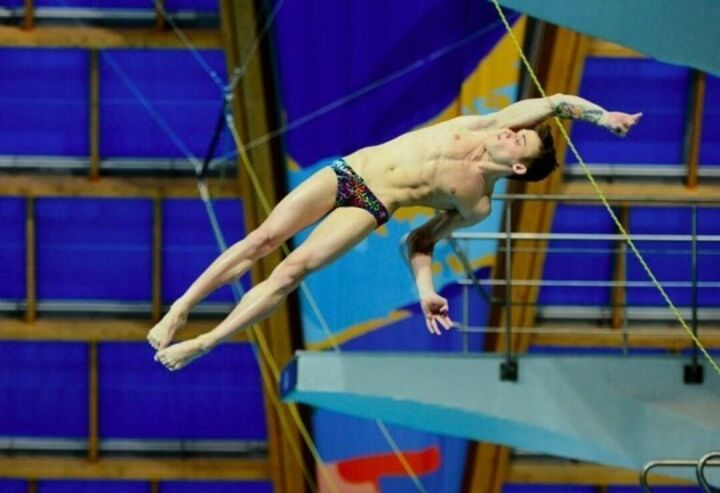 Казанец Никита Шлейхер занял 24-е место в квалификации турнира прыгунов в воду в Токио