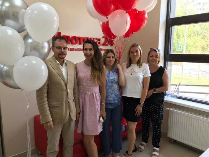 Офис «Ипотека 24» в Казани отмечает третий год успешной работы