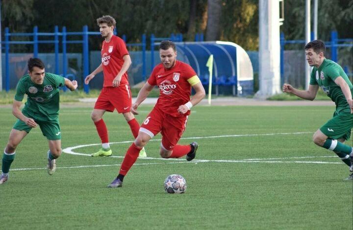 Определились шесть команд-участниц финального этапа чемпионата Татарстана по футболу