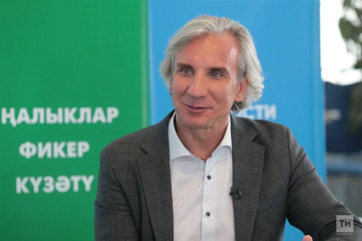 Ирек Зиннуров: «Надеемся в следующем году открыть в Азербайджане Школу Каюма Насыри»