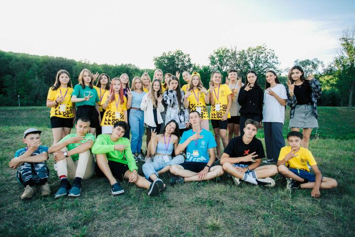 В Билярске завершилась итоговая смена форума «Сәләт»