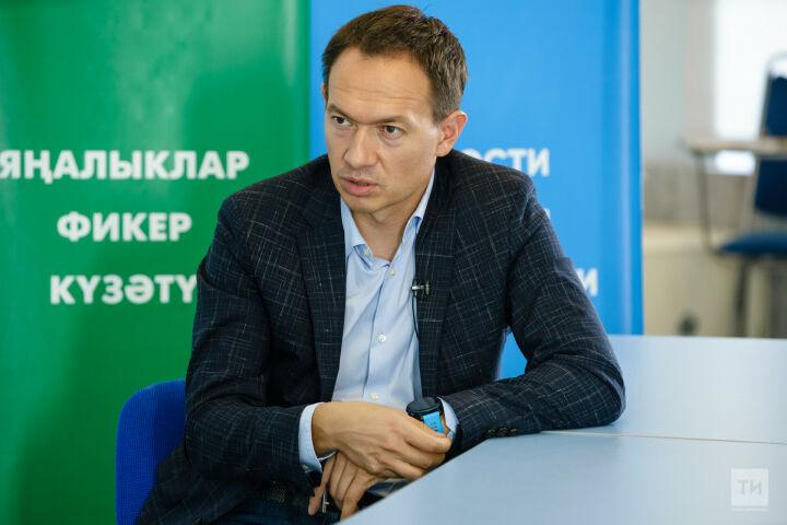 Тимур Нагуманов: «В Альметьевск переезжают из Башкортостана, Самары, Нового Уренгоя»