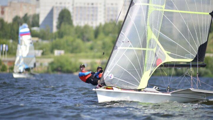Более ста юных яхтсменов России приедут в Казань на первенство страны по парусному спорту