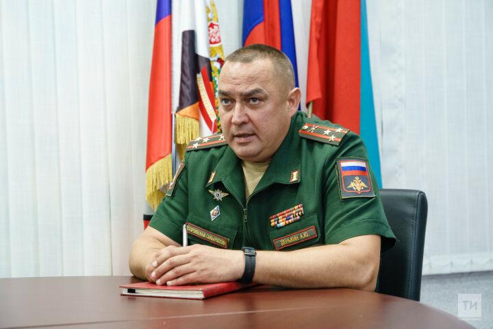 Боевой резерв страны: Военный комиссариат РТ приглашает жителей в проект «Барс-2021»