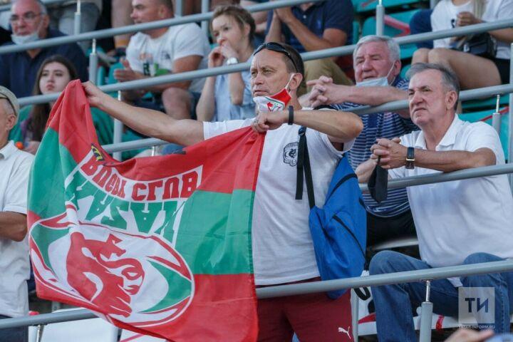 Первый домашний матч казанской «Стрелы» в новом сезоне пройдет со зрителями