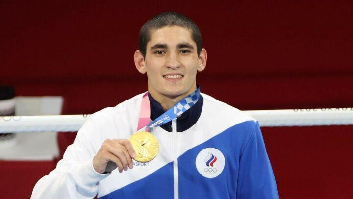 Путин поздравил боксера Альберта Батыргазиева с победой на Олимпиаде в Токио