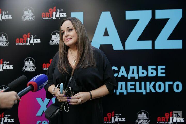 Ольга Скепнер планирует организовать новый джаз-фестиваль в Иннополисе