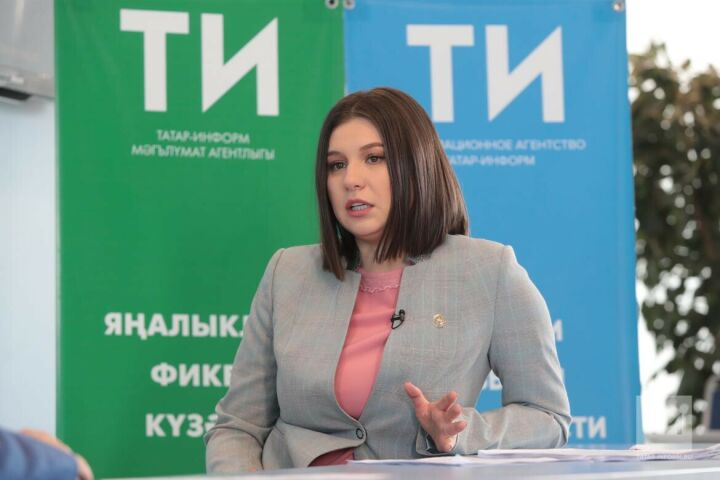 Руководитель АИР Талия Минуллина раскрыла имя своего избранника